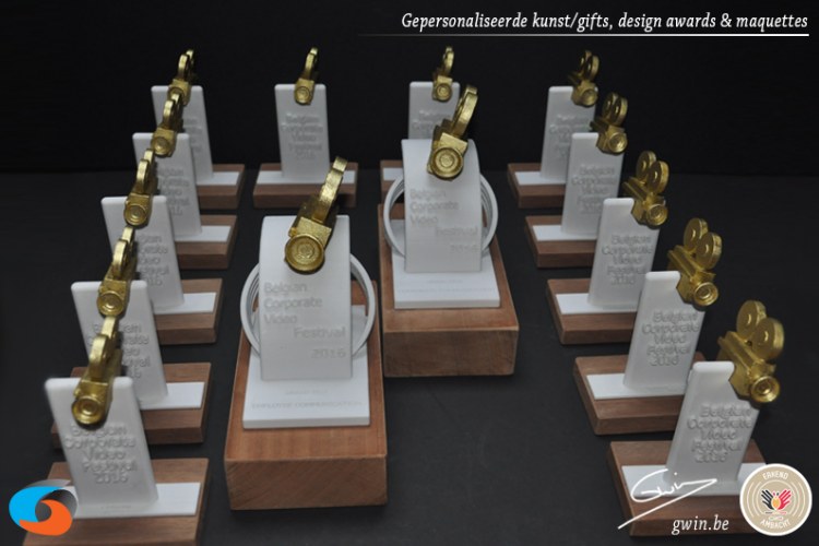 Design Awards in 3D geprint